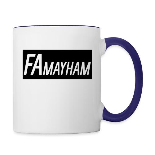 FAmayham - Contrast Coffee Mug