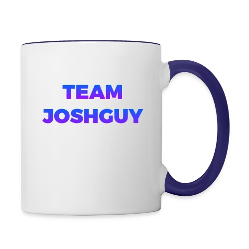 Team JoshGuy - Contrast Coffee Mug