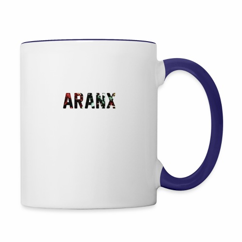 Aranx Logo - Contrast Coffee Mug