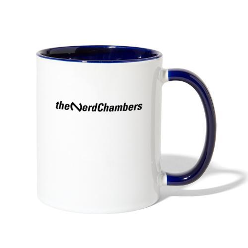 The Nerd Chambers Banner - Contrast Coffee Mug