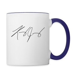 My Logo - Contrast Coffee Mug