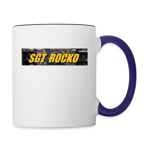 RockoWear Banner - Contrast Coffee Mug
