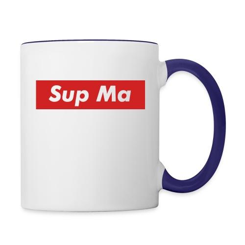 Sup Ma - Contrast Coffee Mug