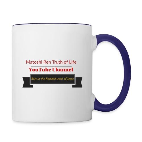 Matoshi Ren - Contrast Coffee Mug