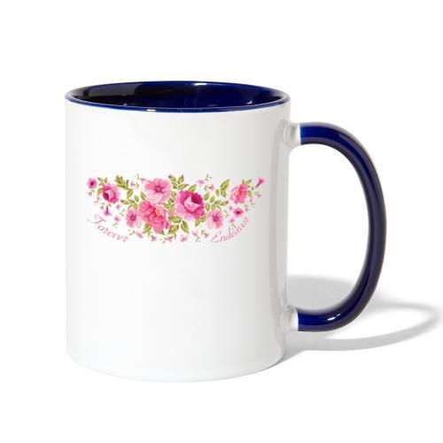 Forever Endeavor Roses - Contrast Coffee Mug