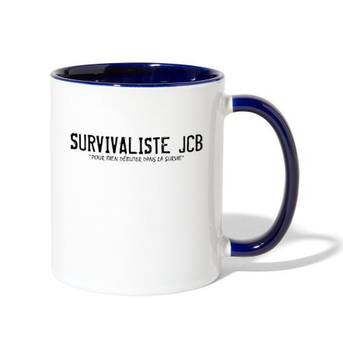 5D270592 4A7C 43C7 9A54 CAF1F22A9E86 - Contrast Coffee Mug
