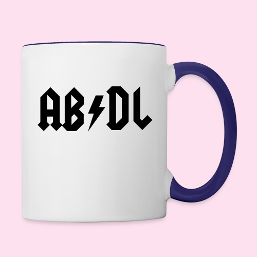 ABDL Rock - Contrast Coffee Mug
