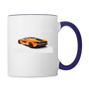 ChillBrosGaming Chill Like This Car - Contrast Coffee Mug