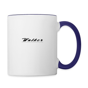 Walker - Contrast Coffee Mug