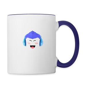 swag star - Contrast Coffee Mug