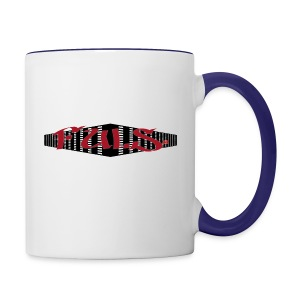 Fuls graffiti clothing - Contrast Coffee Mug