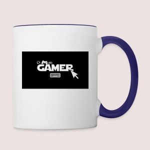GAMER - Contrast Coffee Mug