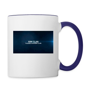 XBN CLAN - Contrast Coffee Mug