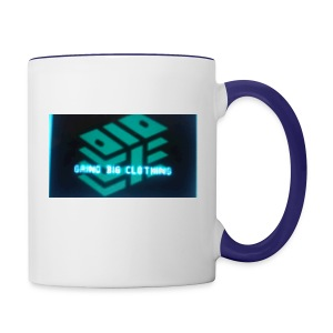 Grind Big Clothing - Contrast Coffee Mug
