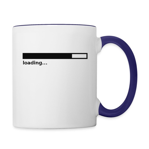loading - Contrast Coffee Mug