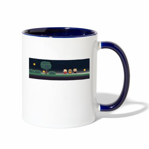 Twitter Header 01 - Contrast Coffee Mug