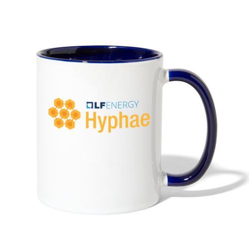 Hyphae - Contrast Coffee Mug