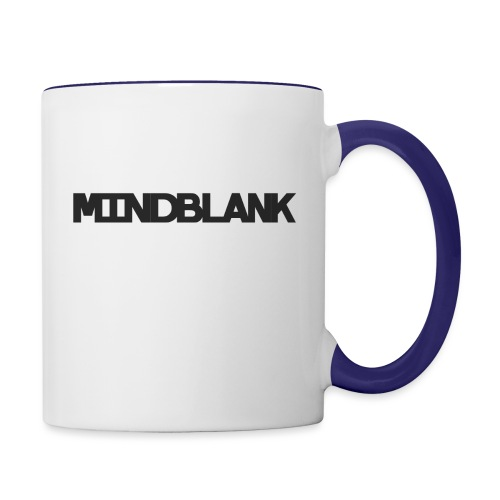 Mind Blank Sports - Contrast Coffee Mug