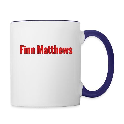 FM Logo - Contrast Coffee Mug
