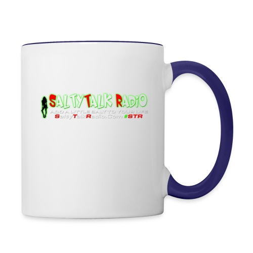 str front png - Contrast Coffee Mug
