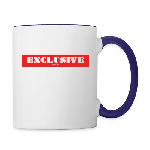 exclusive - Contrast Coffee Mug