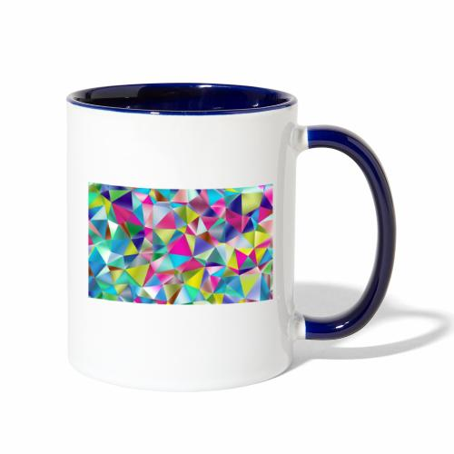 Prismatic - Contrast Coffee Mug