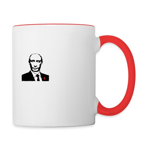 The Blyat Father - Contrast Coffee Mug