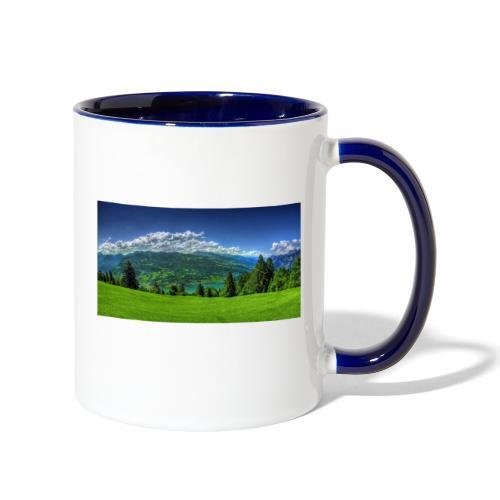Nature Design - Contrast Coffee Mug