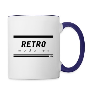 Retro Modules - Contrast Coffee Mug
