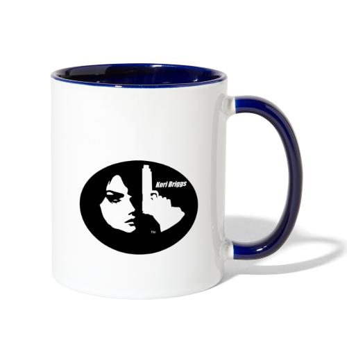 Official Kori Briggs Merchandise - Contrast Coffee Mug