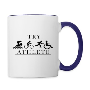 TRY ATHLETE - Contrast Coffee Mug