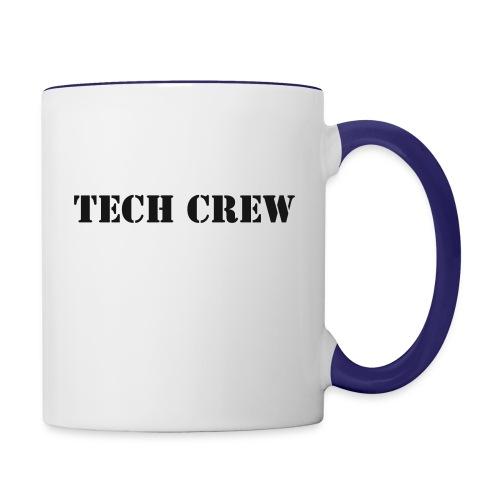 Tech Crew - Contrast Coffee Mug