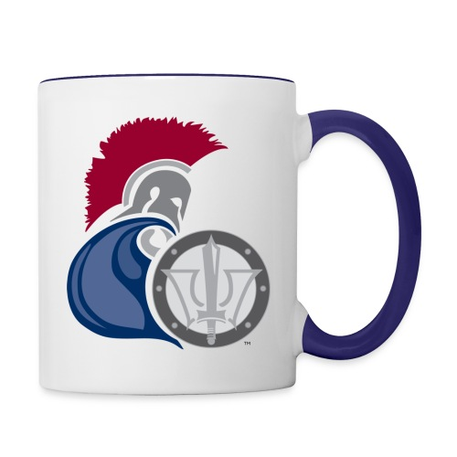 Warrior - Contrast Coffee Mug