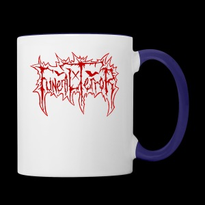 Funeral Terror - Official Merchandise - Contrast Coffee Mug