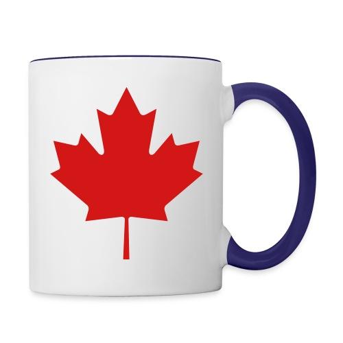 umar playz tee - Contrast Coffee Mug