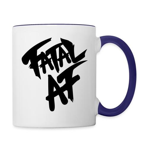 fatalaf - Contrast Coffee Mug
