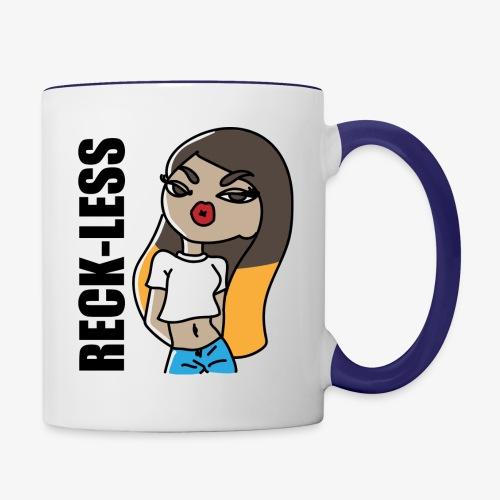 Women's Tee - Contrast Coffee Mug