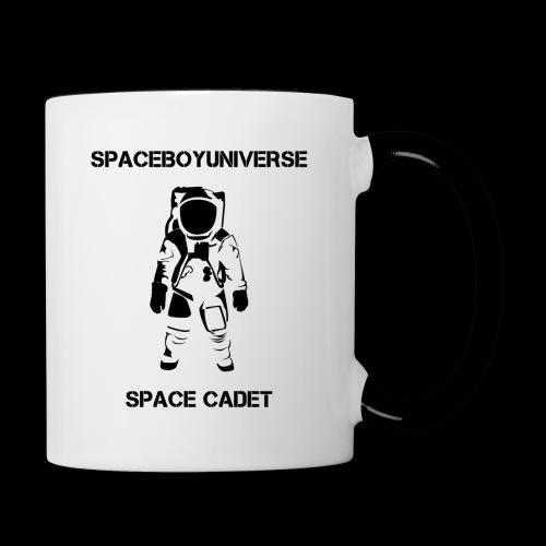 Spaceboy Universe Astronaut - Contrast Coffee Mug