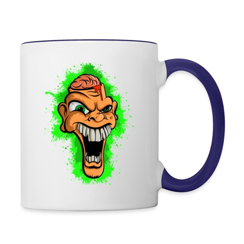 Out of sorts... - Contrast Coffee Mug