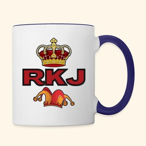 RKJ2 - Contrast Coffee Mug