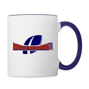 MaddenGamers - Contrast Coffee Mug