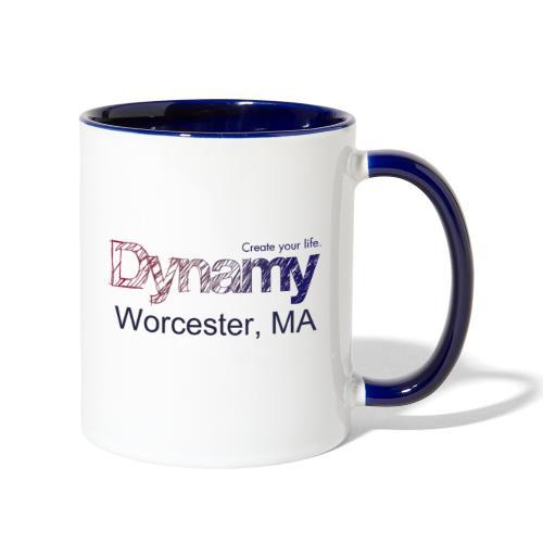Dynamy Worcester - Contrast Coffee Mug