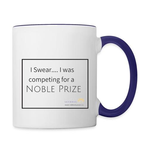 NOBLE SKYWAVE 3 - Contrast Coffee Mug