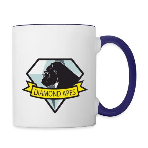 diamondape - Contrast Coffee Mug