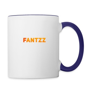 Fantzz Clothing - Contrast Coffee Mug