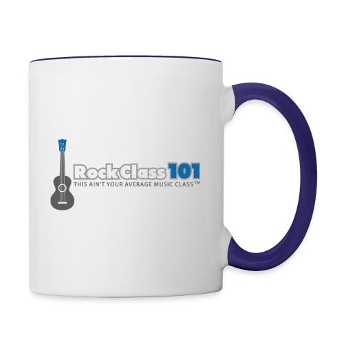 RC101 Logo - Contrast Coffee Mug