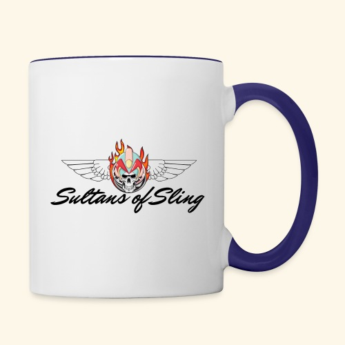 Sultans of Sling Shirt Logo - Contrast Coffee Mug