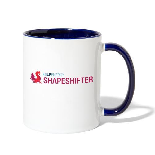 Shapeshifter - Contrast Coffee Mug