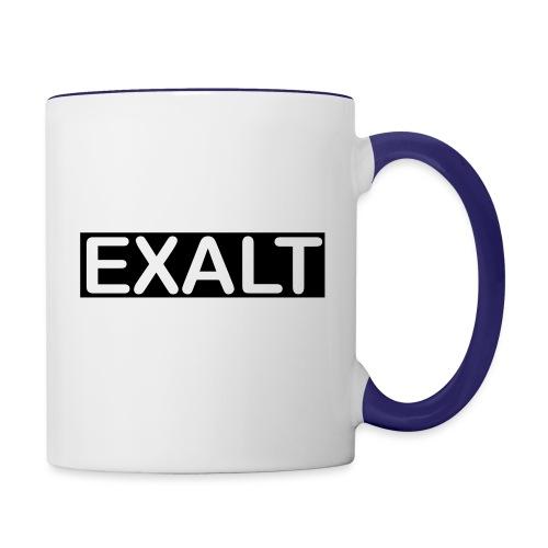 EXALT - Contrast Coffee Mug