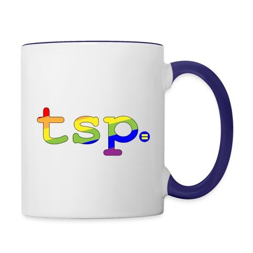 tsp pride - Contrast Coffee Mug